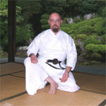 Chris Iaido Kobudo Sensei