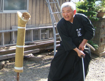 Tameshigiri in Japan